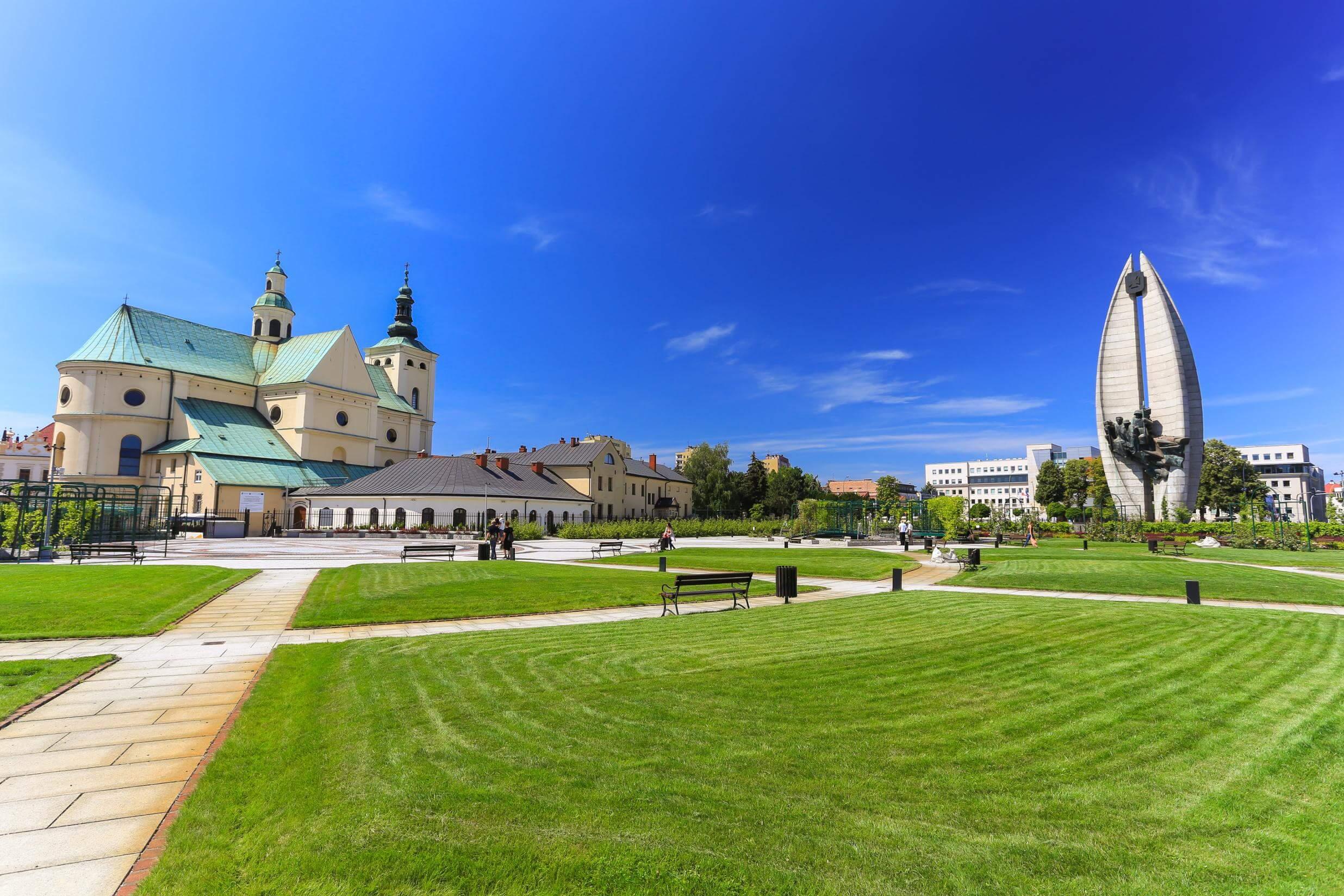 Praca w Rzeszowie – stolicy Podkarpacia