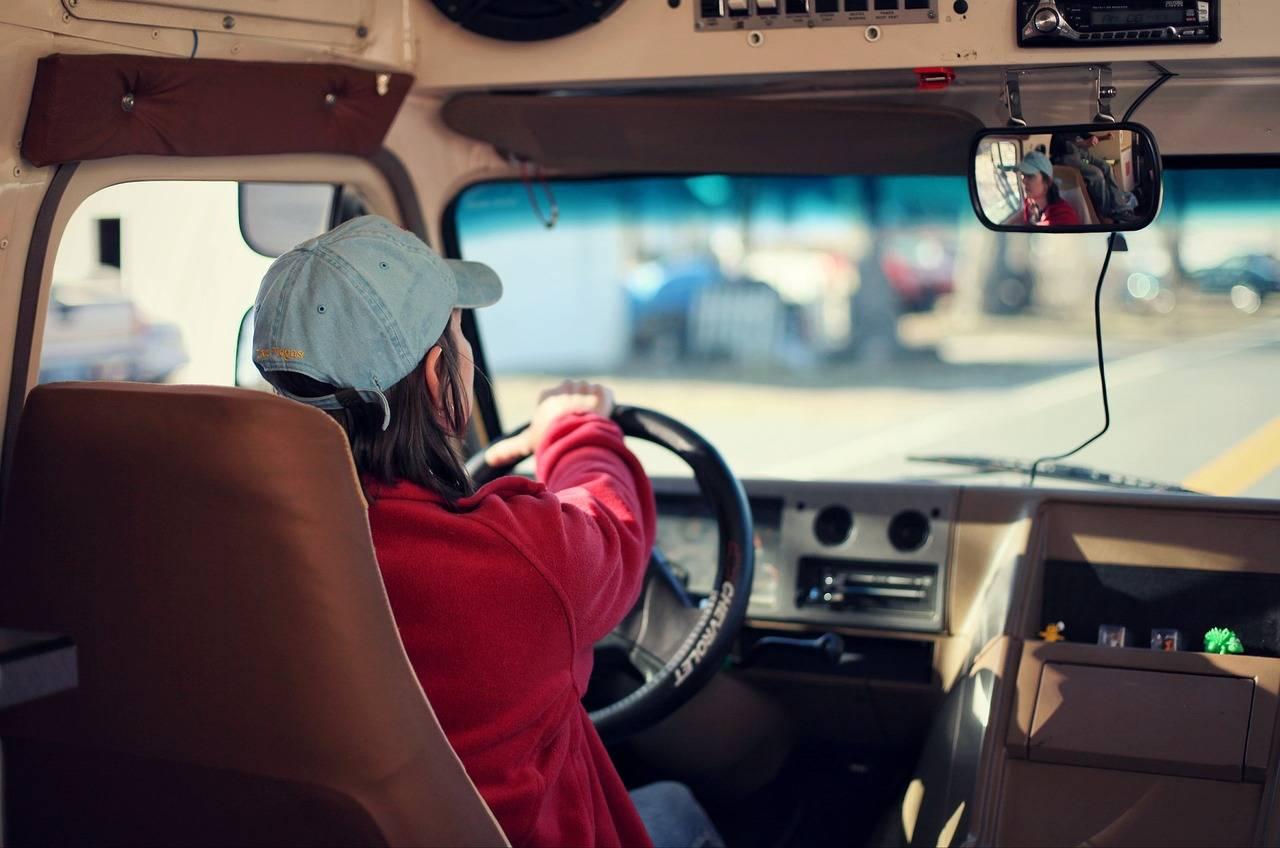 praca kierowcy