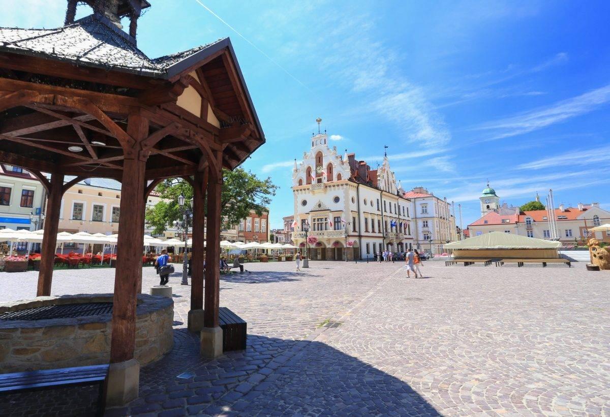 lokalny rynek pracy w Rzeszowie